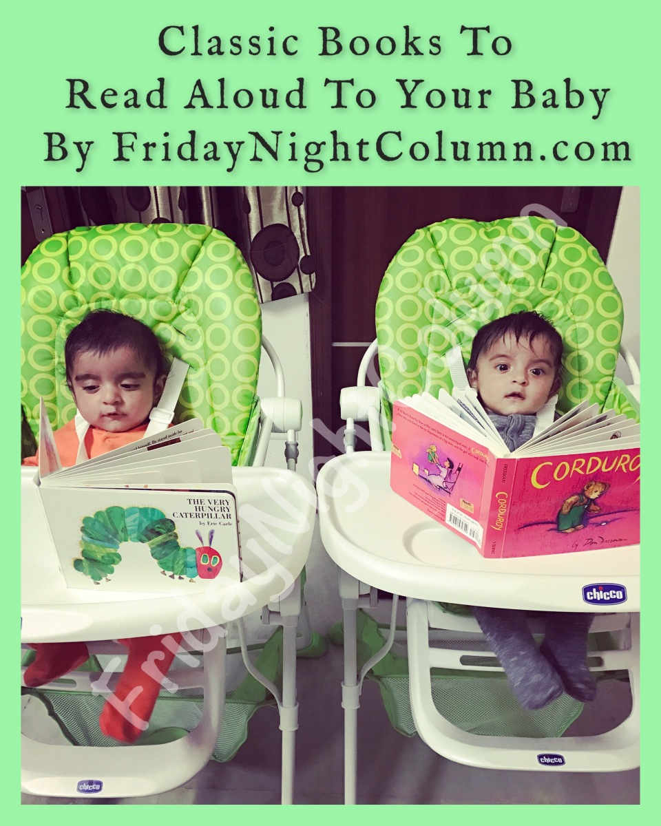 Classic Books To Read Aloud to your Baby
