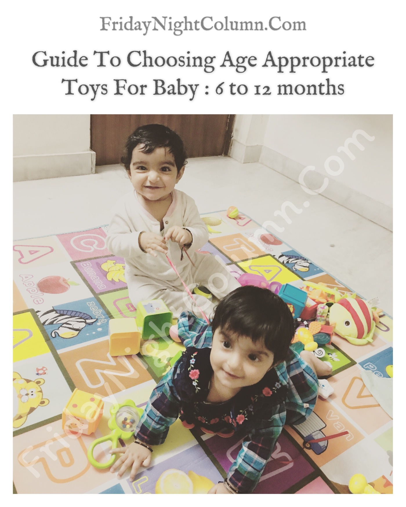 Choosing Toys For A Toddler : Guide to choosing age appropriate toys for baby