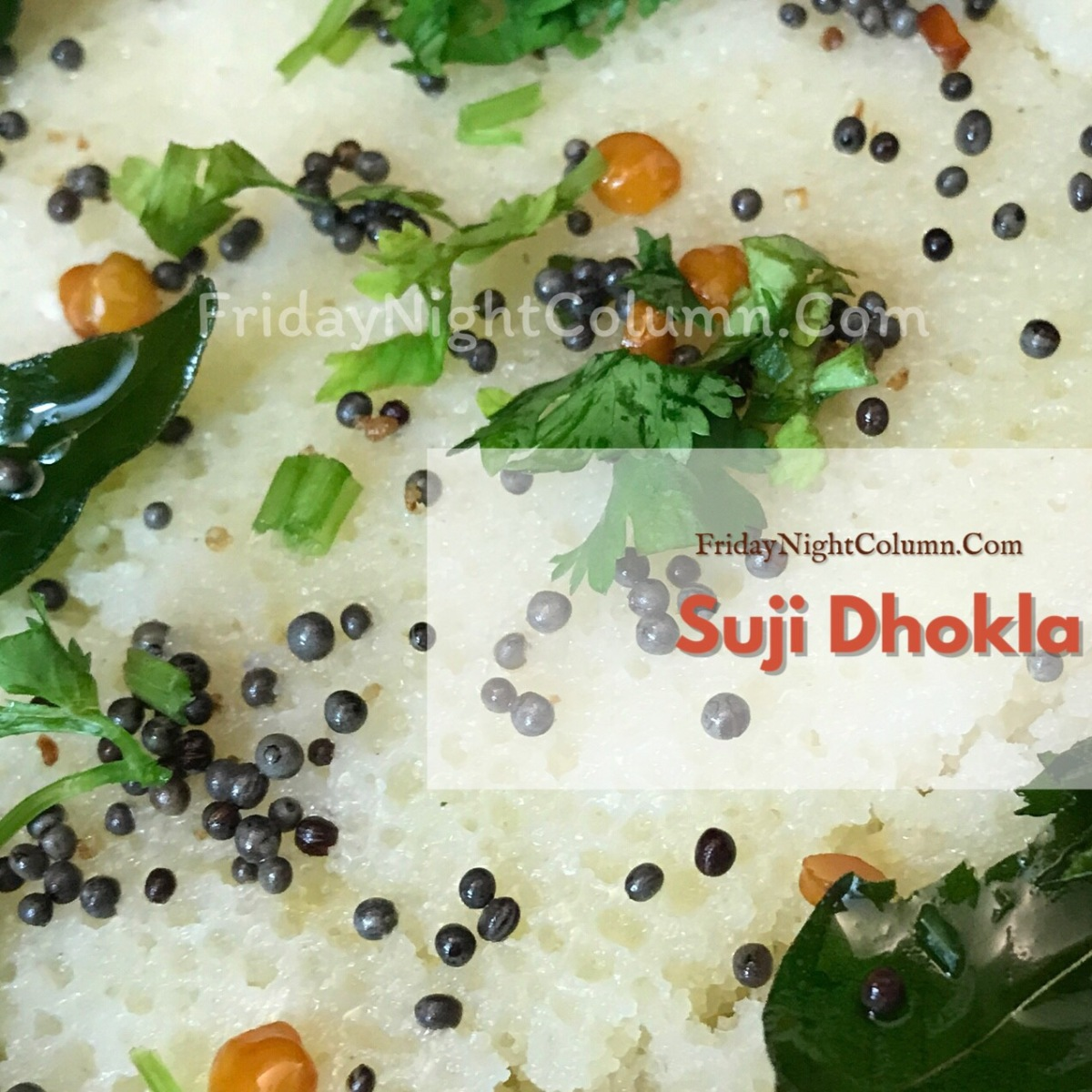Suji Dhokla |Healthy |Finger Food | Breakfast